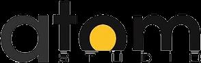 logo sklepu atomstudio.pl